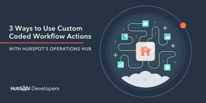 Custom Workflow Actions - Header