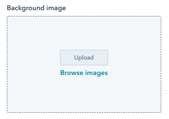 Background image field