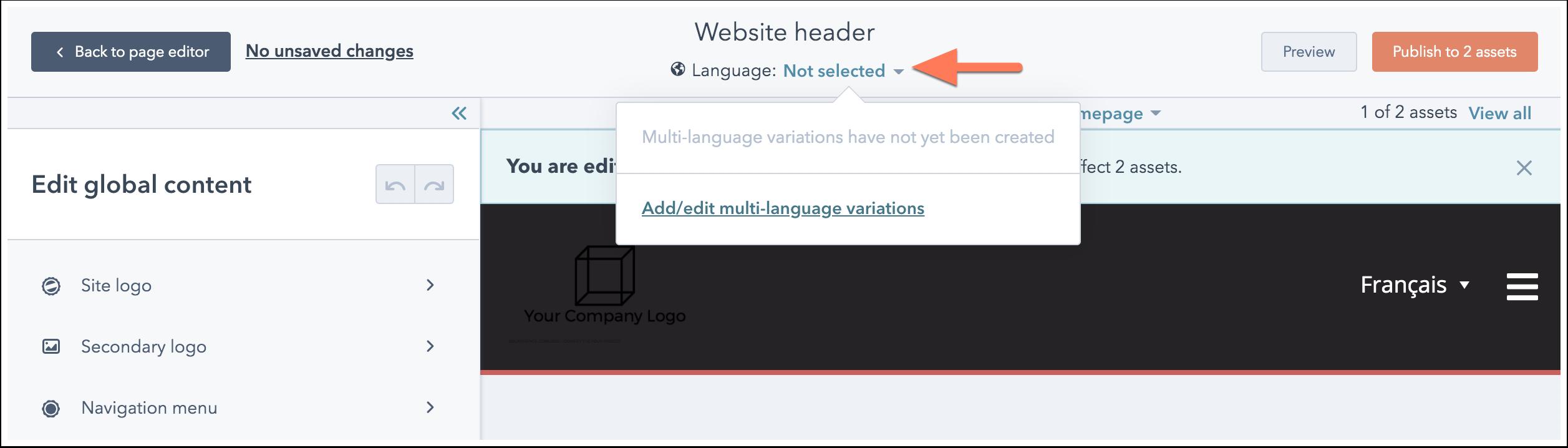 edit-multilanguage-global-content