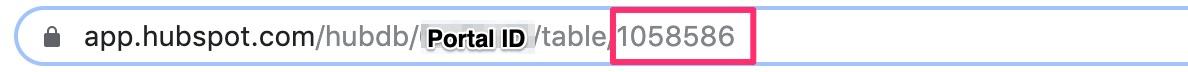 hubdb-table-id